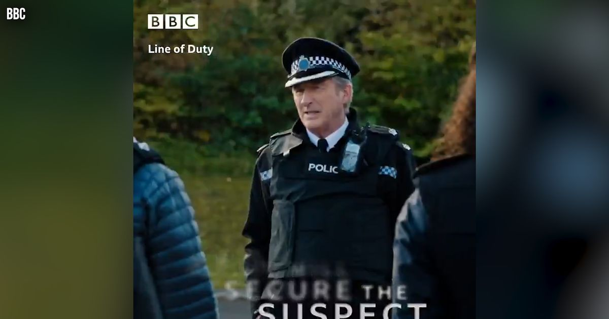 BBC releases dramatic Line of Duty trailer for season finale