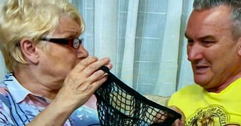 Gogglebox Jenny stunned after Lee makes raunchy discovery in caravan