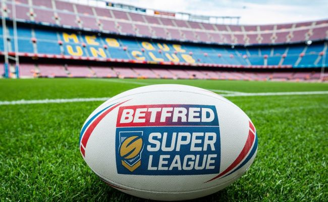 Super League Announce Biggest Commercial Deal In