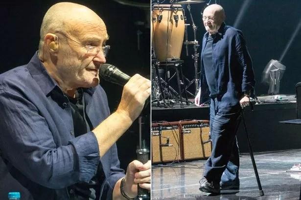 Phil Collins  News views gossip pictures video
