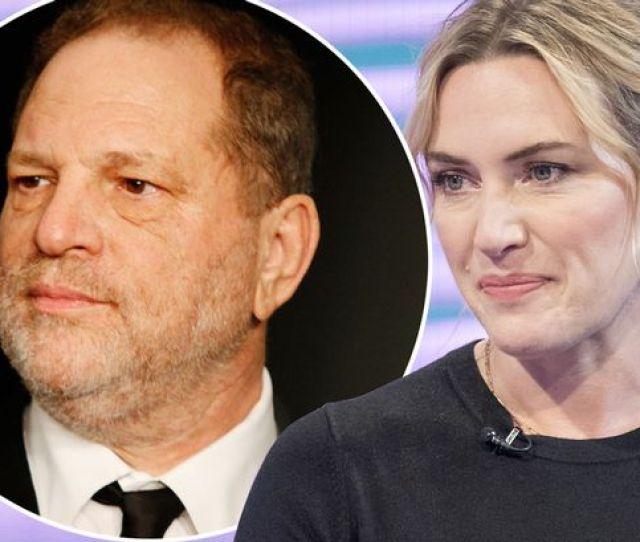 Kate Winsletkate Winslet Speaks Out On Harvey Weinstein Allegations Maybe We Have All Been Naive
