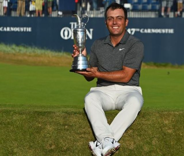 Molinaris Sitting Pretty After Holding Off Some Of The Greatest Names In Golf Image Afp Getty