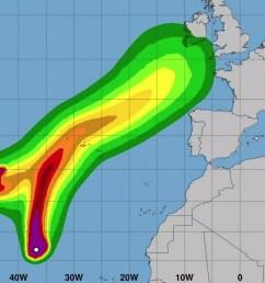 ireland weather forecast hurricane helene now on course for ireland as met eireann warn of very disturbed weather irish mirror online [ 1200 x 900 Pixel ]
