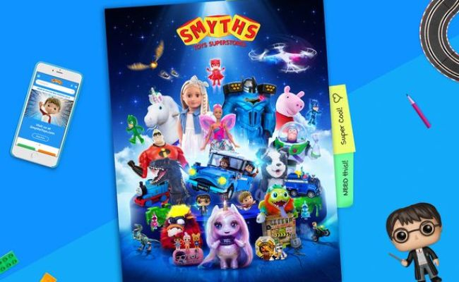 Smyths Toys Superstores Set To Launch 2018 Winter
