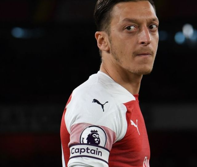 Mesut Ozils Answer Has Not Gone Down Well With Fans Image David Price Arsenal Fc Via Getty Images