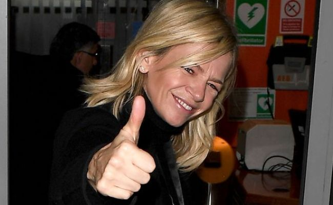 How Zoe Ball Kicked Off Her First Ever Bbc Radio 2 Show