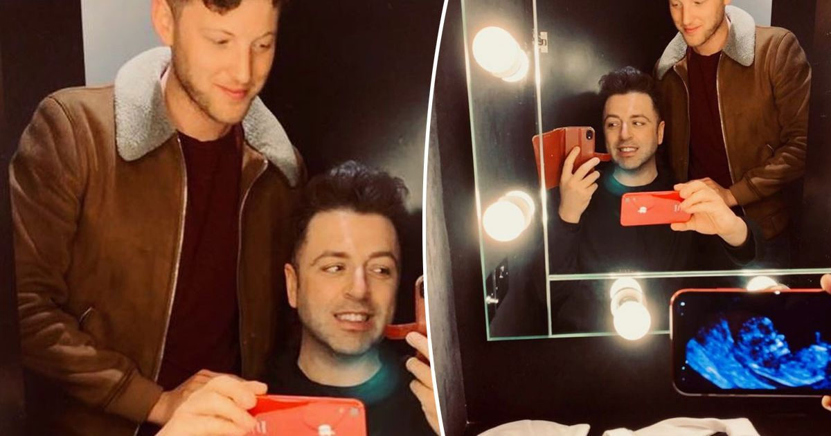 Westlife star Mark Feehily to welcome first child with fiance Cailean O'Neill - Irish Mirror Online