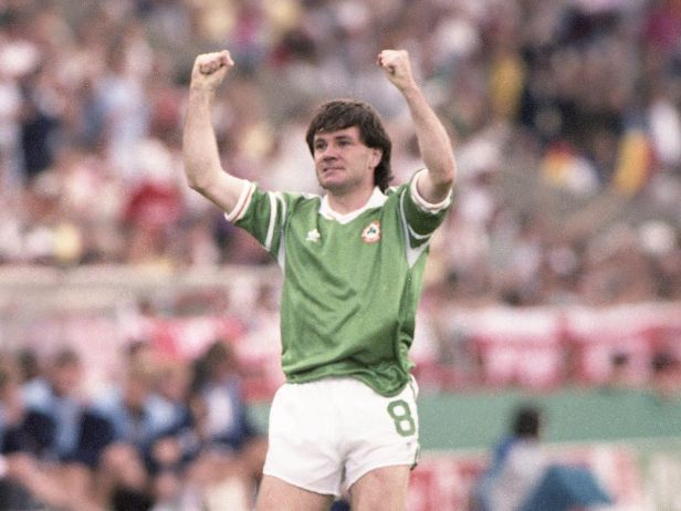 Image result for ireland ray houghton