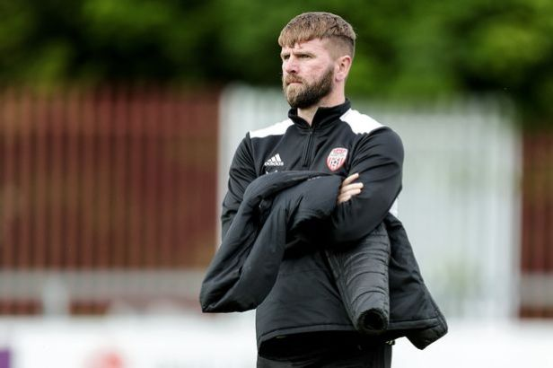 Derry City appoint Paddy McCourt as technical director and increase playing  budget by 30 percent - Irish Mirror Online