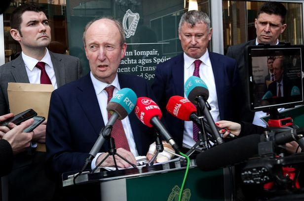 FAI funding doubled and will get interest-free loan as Shane Ross ...