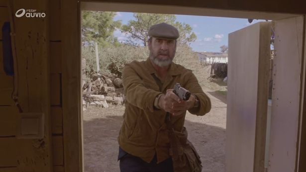 The legendary eric cantona launched a film career while still at manchester. Eric Cantona Revives Classic Manchester United Look For Netflix S Inhuman Resources Irish Mirror Online