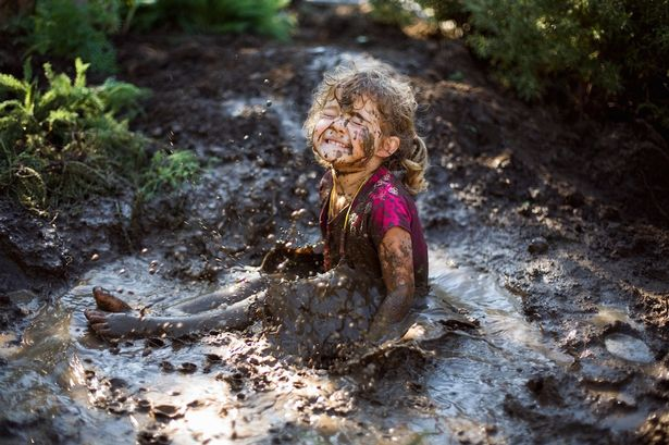 Getting Dirty Could Actually Help Your Kids Be Healthier