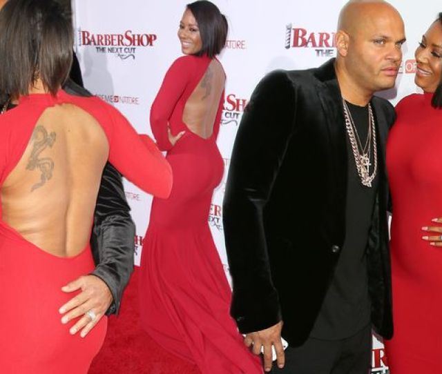 Mel B Was Looked Red Hot Last Night