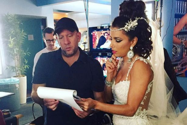 Eva Longoria's Wedding Dress Revealed As BFF Victoria