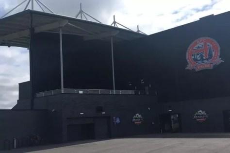 AFC Fylde's Mill Farm stadium
