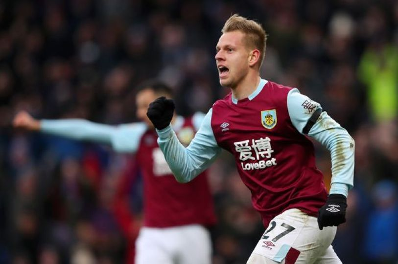 Matej Vydra opens up on his Burnley turnaround and deadline day interest -  LancsLive