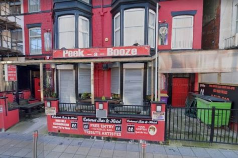 Owner of Peek-a-Booze hit back at claims staff were rude during their visit this year