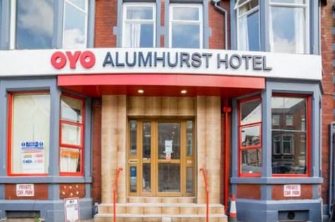 The Oyo Alumhurst Hotel
