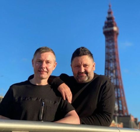 Blackpool brothers DJ Lee Jester Watson and Marley's rumbar owner Jason Fubar can't wait to get back to the night time economy