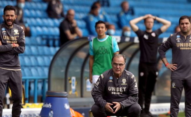Leeds United Morning Headlines As Bamford Makes Derby Promise And Bielsa Reacts To Barnsley Win