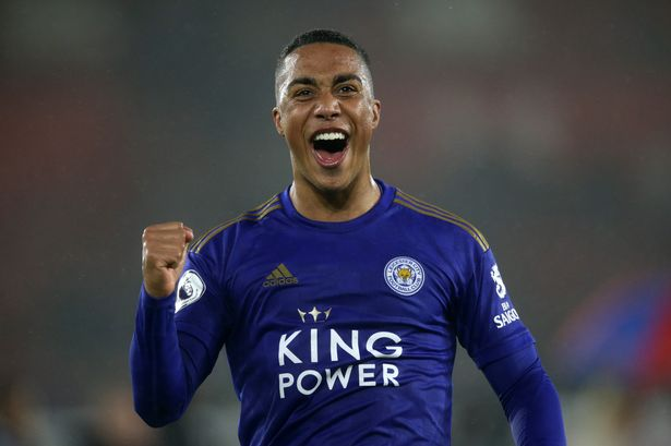 Wonderful' – Natural leader Youri Tielemans is Leicester City's coach on  the pitch - Leicestershire Live