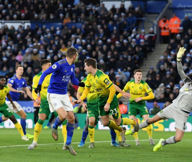 Leicester City   Norwich City In Pictures Leicestershire Live