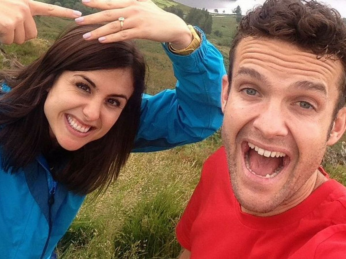 Weather Girl Keeley Donovan Gets Engaged To Bbc Colleague Lincolnshire Live