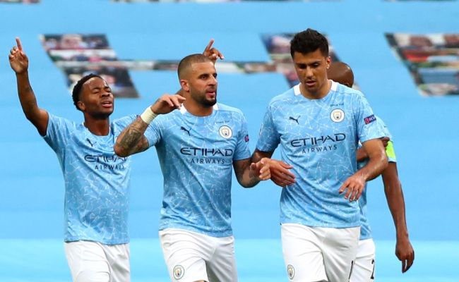 Man City And Real Madrid Combine To Bust Biggest Liverpool