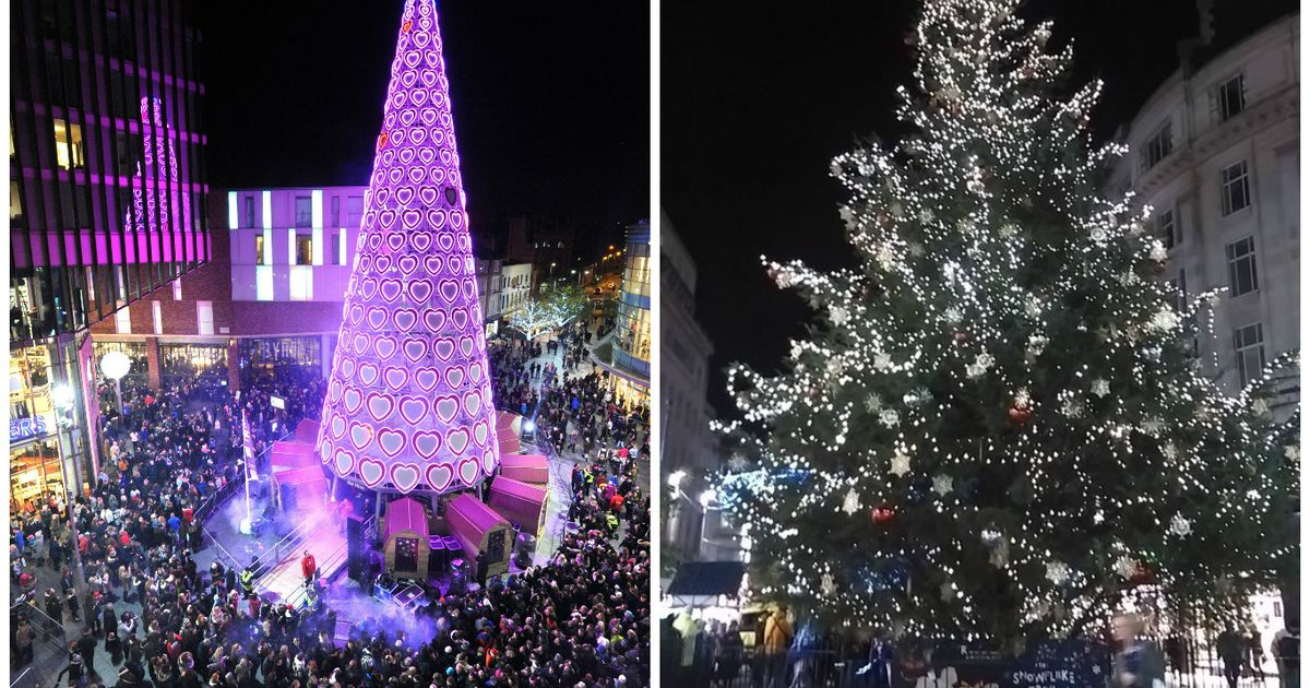 A Tale Of Two Christmas Trees ECHO Readers Say They