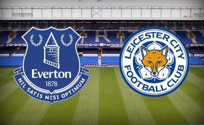 Everton V Leicester Live Toffees Beaten 3 2 After Two