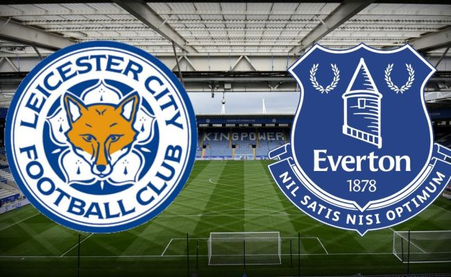 Leicester City Vs Everton Live Score Updates And Team