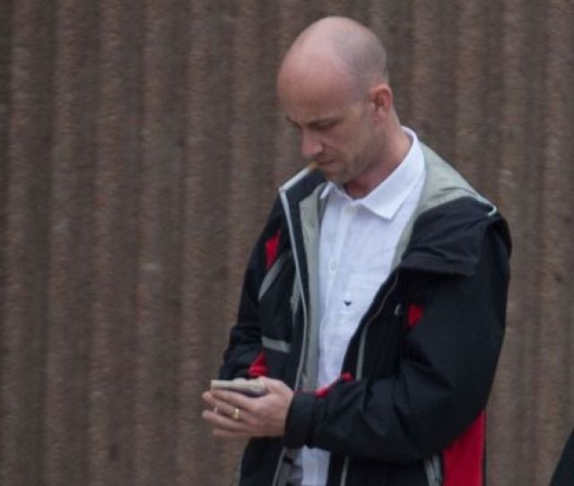 Karl Jackson Leaving Liverpool Crown Court In Derby Square