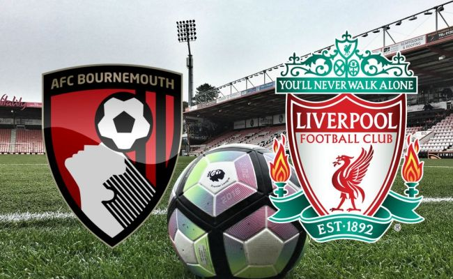 Bournemouth Vs Liverpool As It Happened Re Live The
