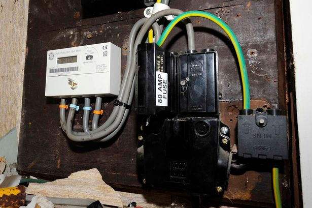 Wiring Diagram For Household Electricity Bogus Caller Claiming To Be From Energy Firm Refused Entry