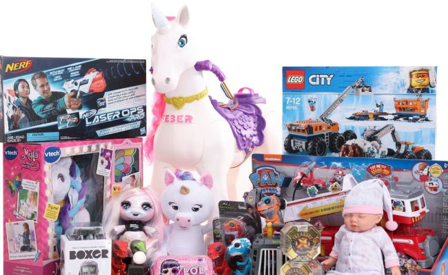 Argos Reveals Its Top Toys For Christmas 2018 200 Days