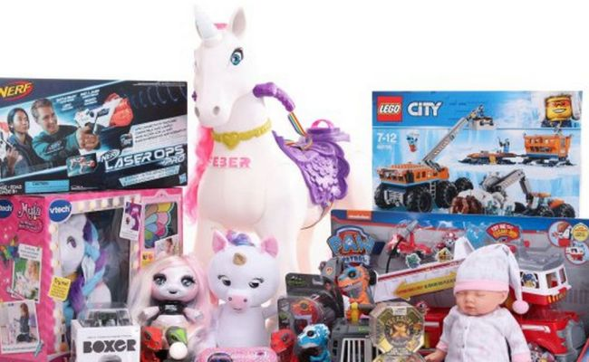 Argos Reveals The Top Children S Toys For Christmas 2018