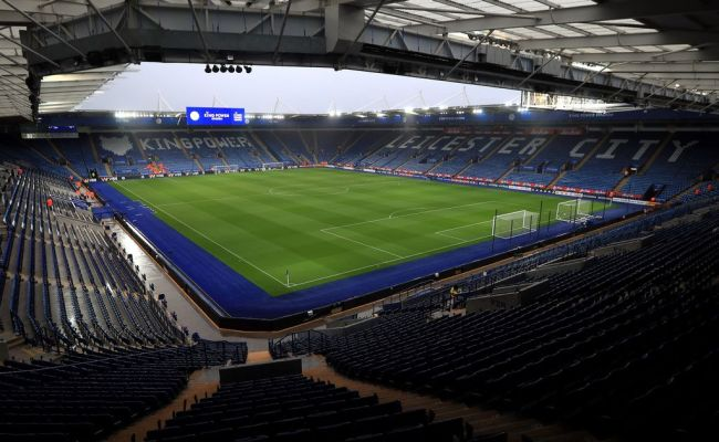 Helicopter Crashes Outside Leicester City S King Power