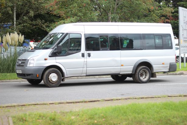 Thieves Steal Minibus From Special Needs Kids On School Trip
