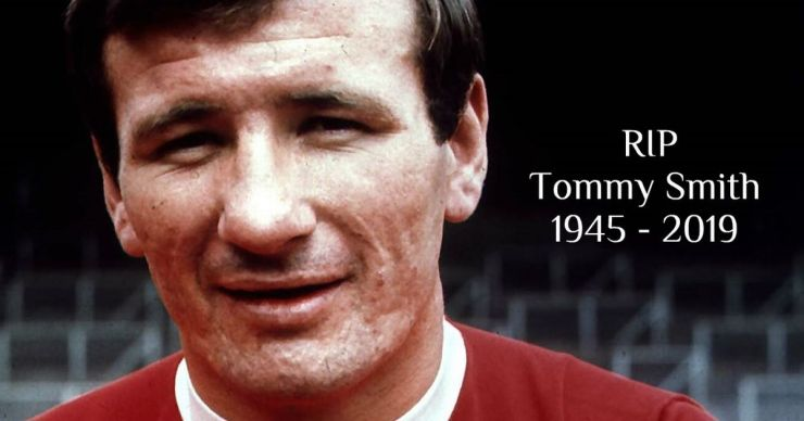 Image result for Former Liverpool captain Tommy Smith