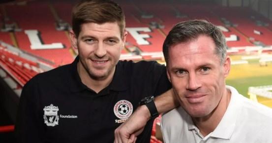 'I feel like a natural improvement' – Jamie Carragher predicts Steven Gerrard Liverpool