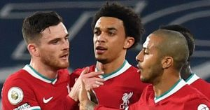 Liverpool players' ratings like Alisson and Trent Alexander-Arnold are good against Leeds