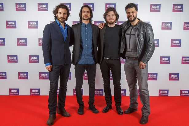 BBC showcase Musketeers in Liverpool - Liverpool Echo