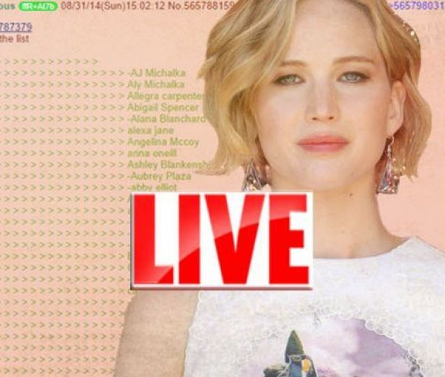 Jennifer Lawrence One Of 101 Victims
