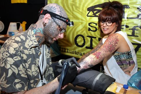 Best Tattoo Artists In Lancashire