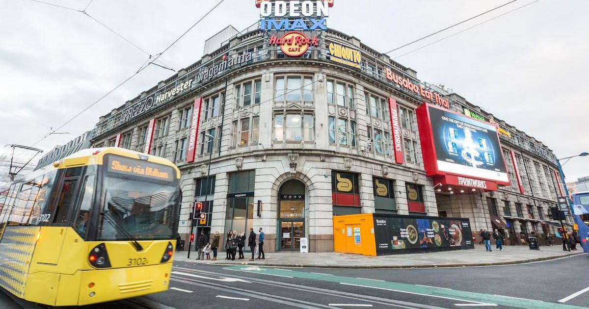 The Printworks is sold to investors for £108m - Manchester Evening News