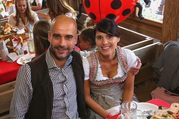 A New WAG In Town Who Is Pep Guardiolas Wife