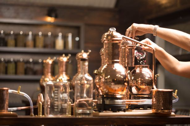 Manchesters gin school is hiring and weve already handed in our notice  Manchester Evening News