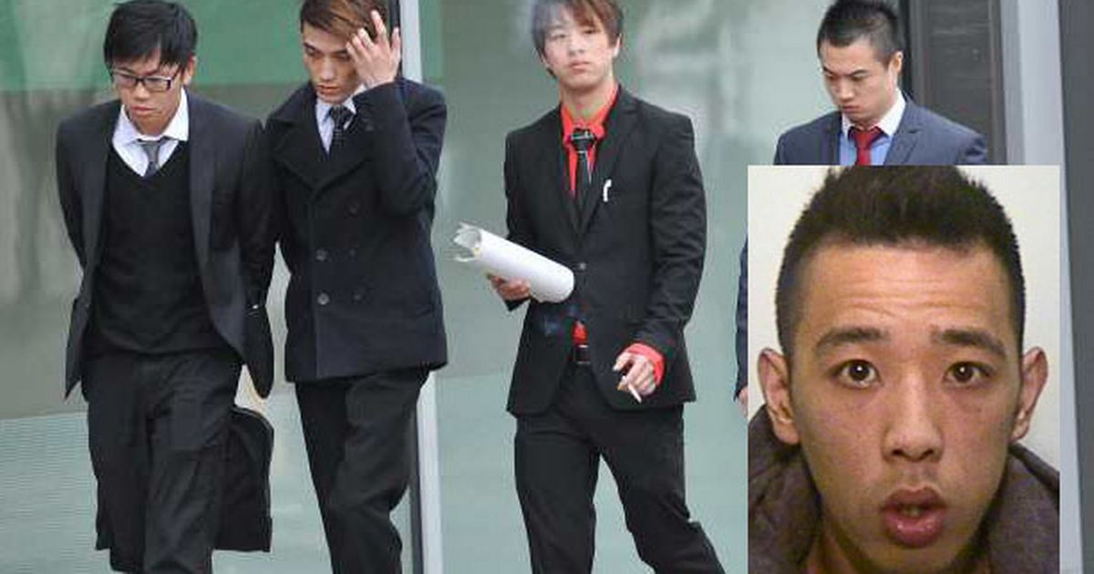 Men Sentenced Over Part In Manchester Chinatown Brawl