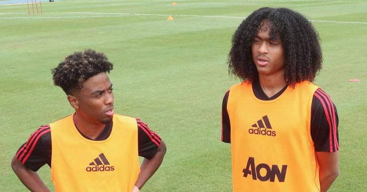 Image result for andre gomes tahith chong manchester united boss names the defender he cannot wait to see at old trafford next season MANCHESTER UNITED BOSS NAMES THE DEFENDER HE CANNOT WAIT TO SEE AT OLD TRAFFORD NEXT SEASON 0 GettyImages 1000737952