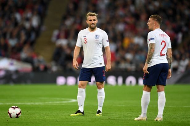 Why Manchester United player Luke Shaw is not in the England squad for the  Nations League - Manchester Evening News